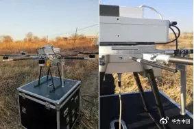 中国移动联合华为完成全球首个无人机5G高空基站应急通信测试